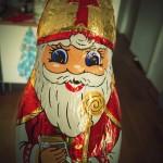 Poldermanga met Sinterkerst